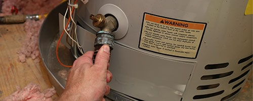 hot water heater header image