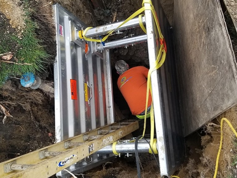 Sewer Dig