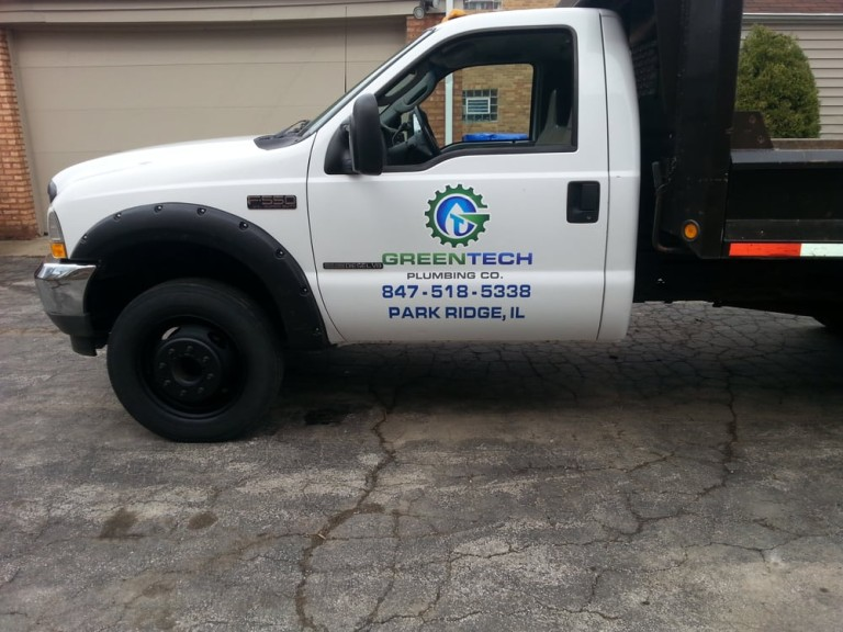 Company Dump Truck