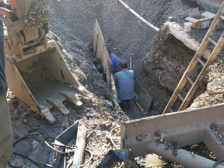 Big Sewer Dig